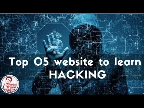 Ethical hacking : Top 05 best websites to learn hacking 2017 || Hindi ||