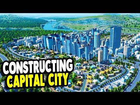 Major Updates to our MEGA CITY & Expansions | Cities: Skylines Gameplay