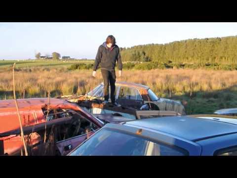 Aberdeenshire's Kingdom of rust