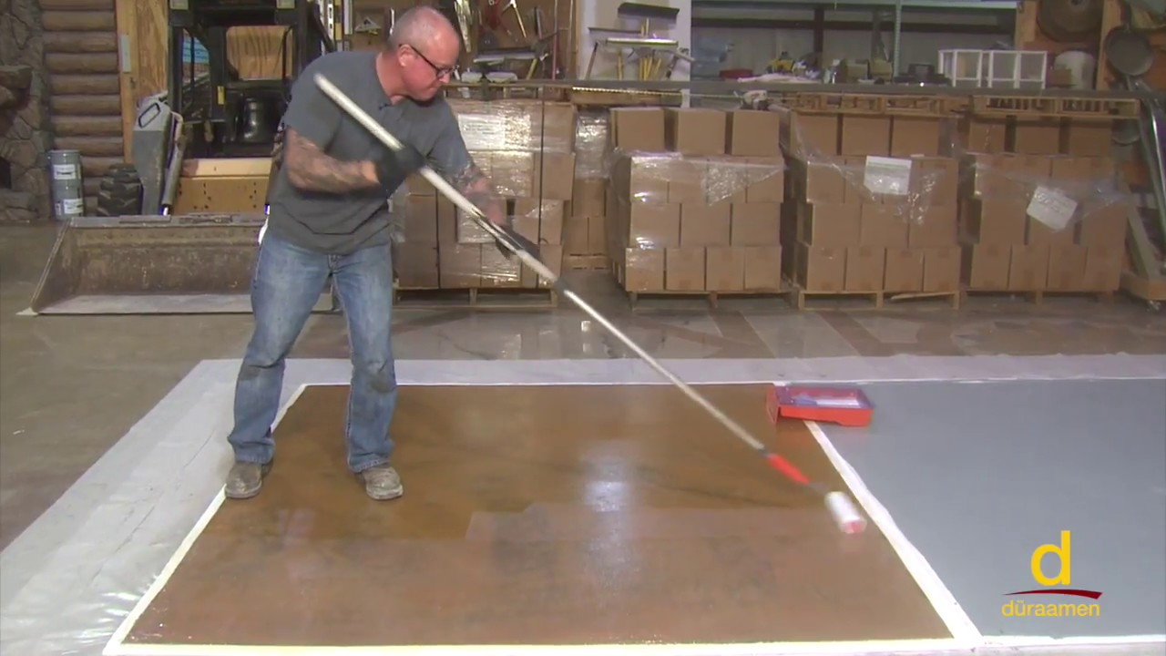 How To install Polished Concrete Over Gypsum Subfloor | Part 3