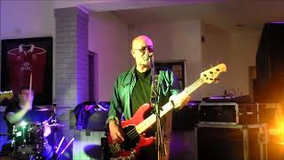 Rock Blues Americana Band Highway 61 at The new Pokey Hole venue in Lichfield. Staffordshire. 29th March 2019. more detail of the band at ...