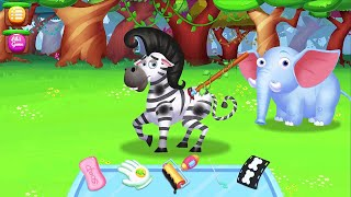 Game Bác Sĩ Vui Nhộn Cho Bé – Làm Bác Sĩ Chăm Sóc Thú Rừng