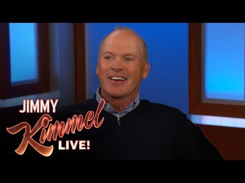 Michael Keaton Claims He's the Most Boring Person in  Business
