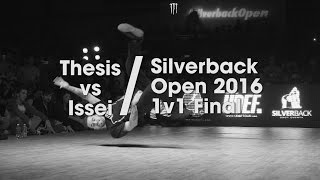Thesis vs Issei [1v1 finals] // .stance x UDEFtour.org // Silverback Open 2016