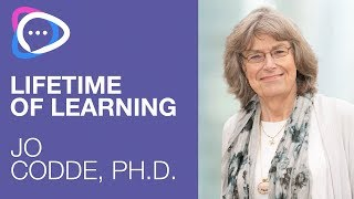 Trans IRL - Jo Codde, Ph.D. - Lifetime of Learning