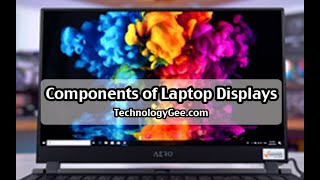 Components of Laptop Displays | CompTIA A+ 220-1001 | 1.2