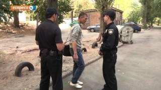Як наркоман влаштував істерику перед поліцією | Патруль