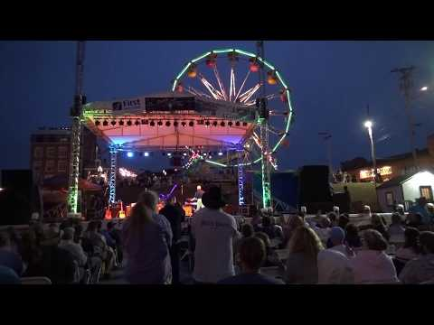 The Outlaws Performs At Maine Lobster Festival, Bruce Marshall Groups Opens