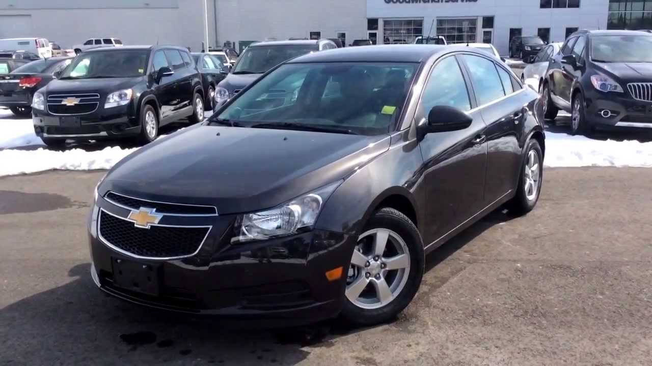 New 2014 Chevrolet Cruze 2LT Review | 140503 - YouTube
