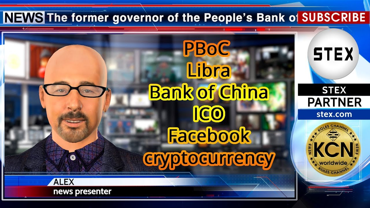 KCN Ex Governor PBoC Take Precautions Against Libra
