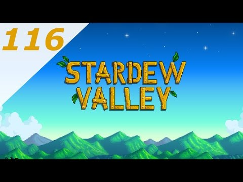 Stardew Valley [116] Raiding The Wizard's Wardrobe