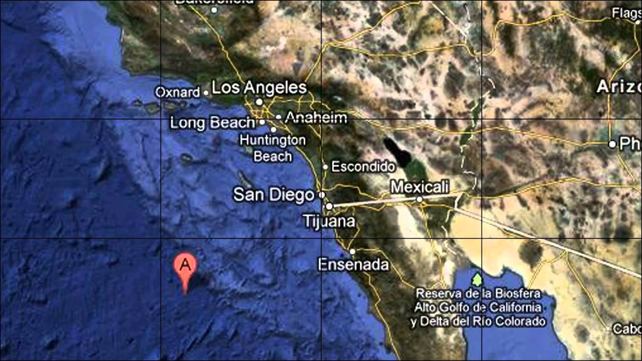 4.9 magnitude earthquake near Anza felt around Southern California