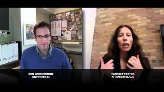 Shopcatch: How to use mobile to move pedestrians into customers - with creator Candice Faktor