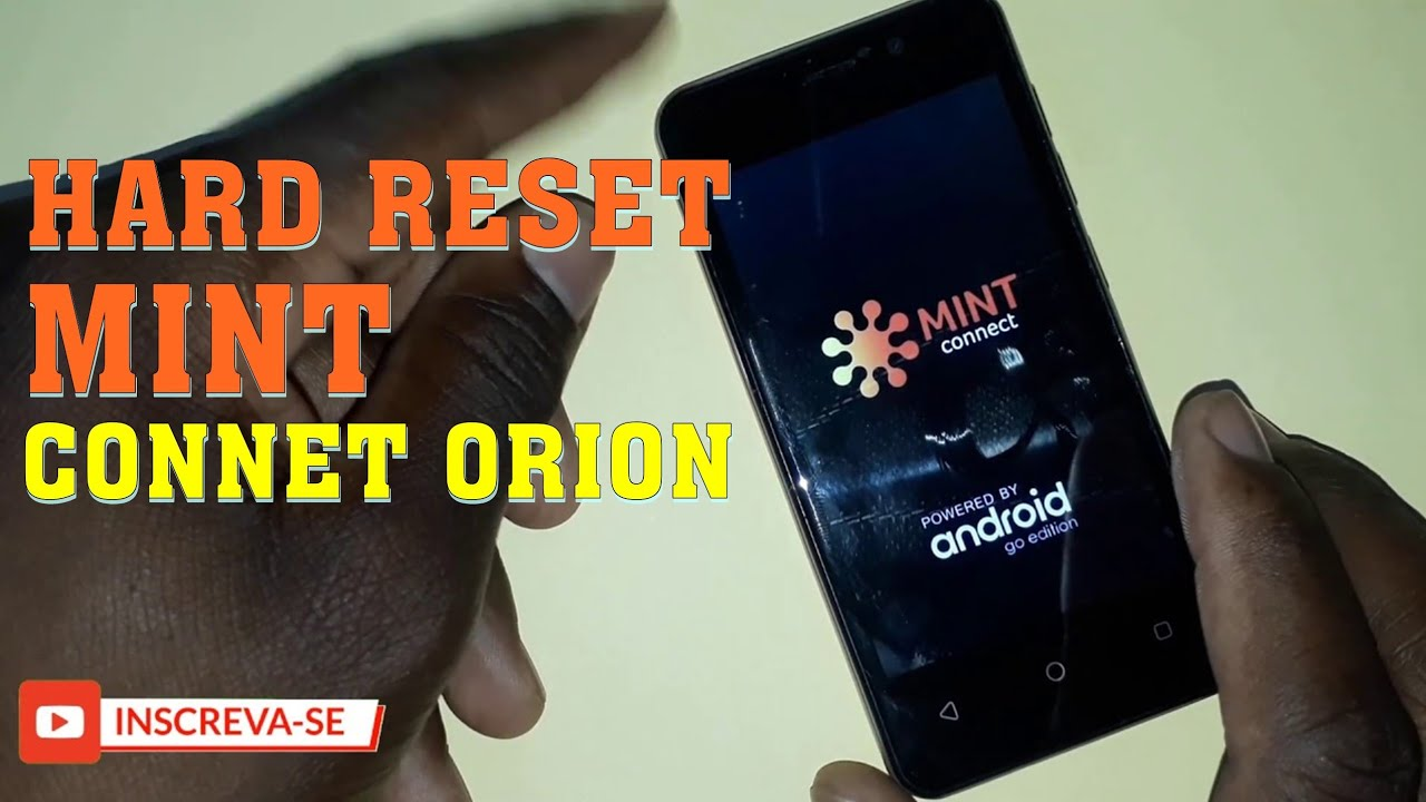 HARD RESET MINT CONNECT ORION