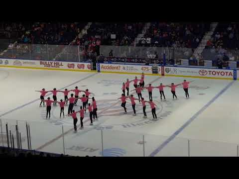 Pink the Rink April 7th 2018
