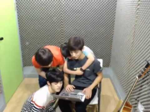 hansol, jisoo and samuel (seventeen tv)
