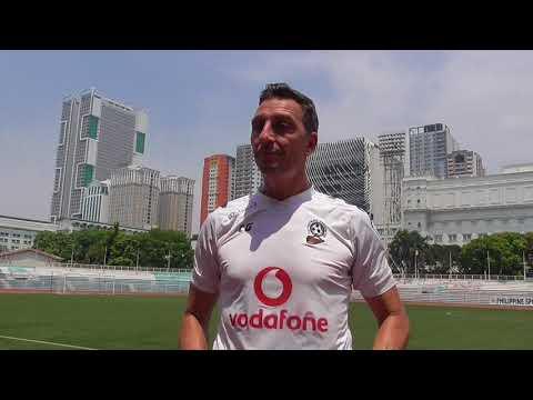 Vf Fiji National Football Coach Interview - Christophe Gamel