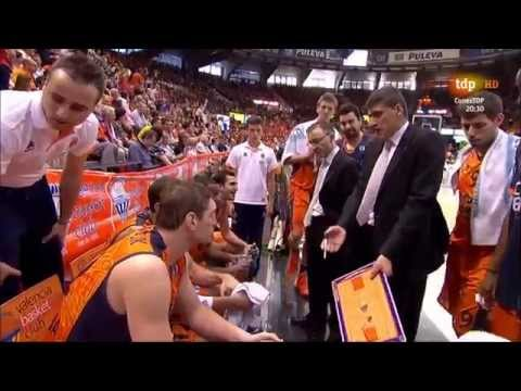 Valencia Basket Unics Kazan Final Ida Audio JC Villena Gestiona Radio Valencia