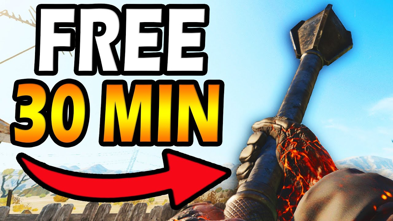 Unlock the *NEW* Free MACE DLC Weapon FAST (Black ops: Cold War / WARZONE)