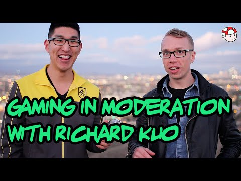 Gaming In Moderation With Richard Kuo