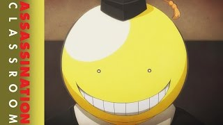 Assassination Classroom Season One, Part One - Coming Soon