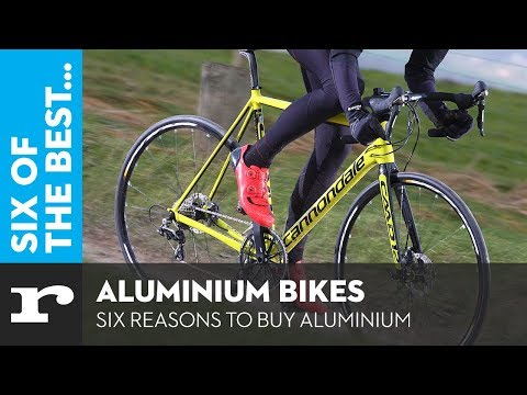 Six of the best Aluminium bikes - six reasons to buy aluminium