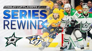 SERIES REWIND: Stars finish off Preds in six games