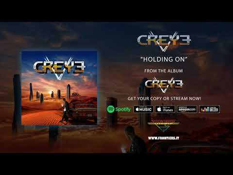 "Creye - ""Holding On"" (Official Audio)"
