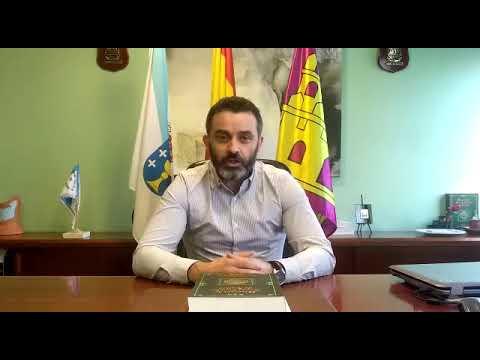 O alcalde de Santa Comba confirma varios positivos por coronavirus