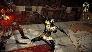 Path of Exile: Sin and Innocence Armour Set