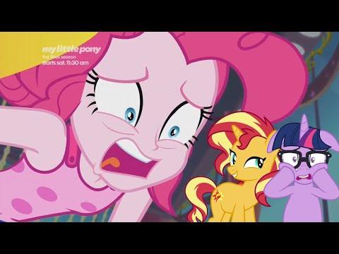 Equestria Girls: Spring Breakdown Funny Moments!