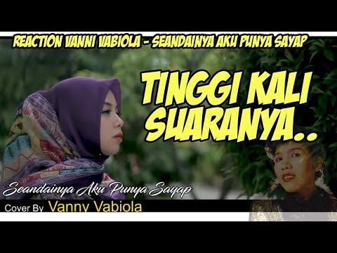 reaction-vanny-vabiola---seandainya-aku-punya-sayap-(cover)-|-indonesian-reaction