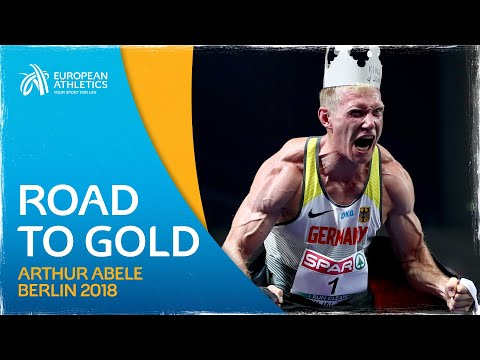 KING of Decathlon - Road to Gold: Arthur Abele