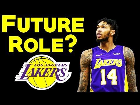 The Future Role of Brandon Ingram