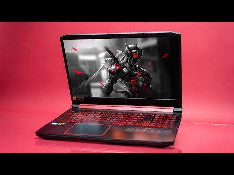 acer-nitro-5-(2019)-review---cheaper-than-a-mac-pro-monitor-stand!