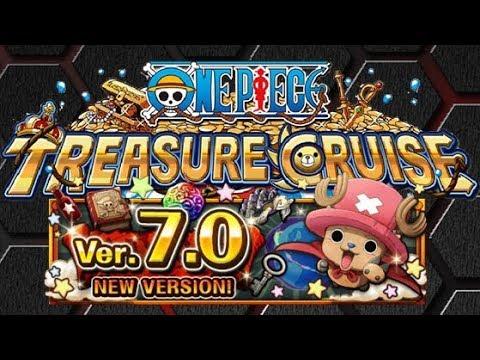 Version 7.0 und vieles mehr! - News [One Piece Treasure Cruise]