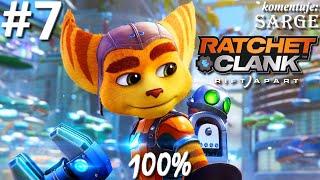 Zagrajmy w Ratchet and Clank: Rift Apart PL (100%) odc. 7 - Troponoga