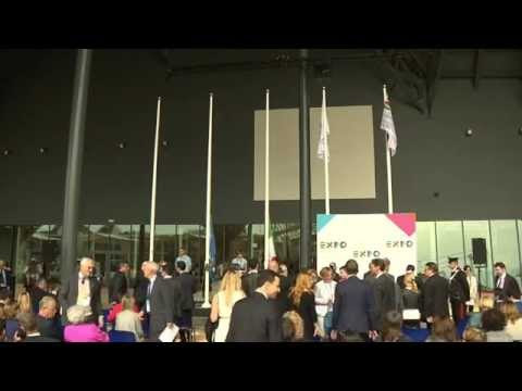 HRVP Mogherini at the Expo Milan - Europe Day 9 May 2015