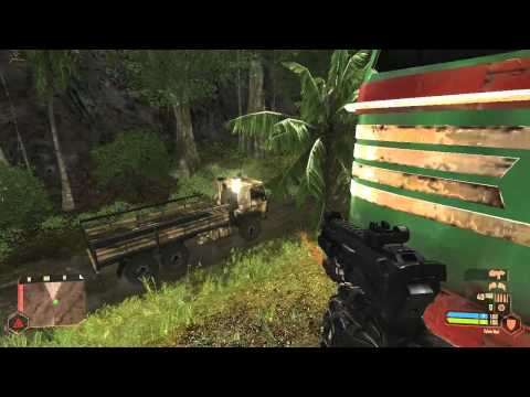 Let's Play Crysis Warhead [09] - Chapter 6 - From Hell's Heart - Train to Framerate Hell