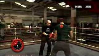 Don King Presents: Prizefighter Boxing - Training