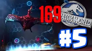 Jurassic World: The Game - MOST EPIC REMATCH EVER!! - Gameplay Walkthrough Part 5
