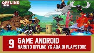 "9 Game Android "" Naruto Shippuden "" Simple tpi Seru!"