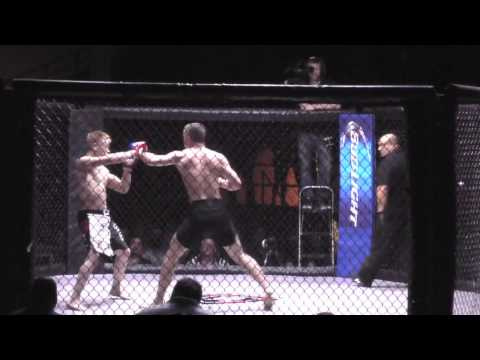 Champion Harvey Park WINS the South Plains MMA 155...