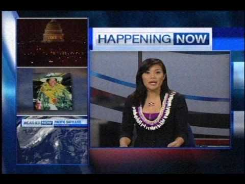 Hawaii News Now at 9 Open on KFVE