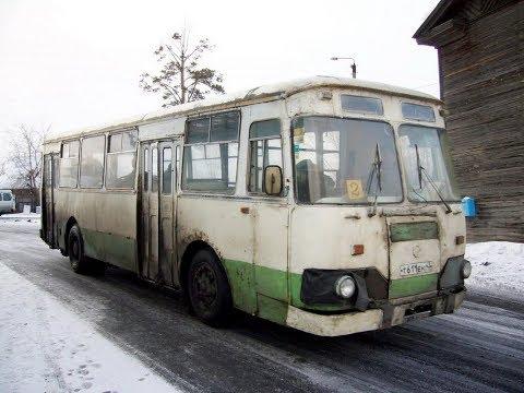 ЛиАЗ 677М Т 611 ЕН 43 Слободской