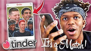 THE SIDEMEN GO ON TINDER...