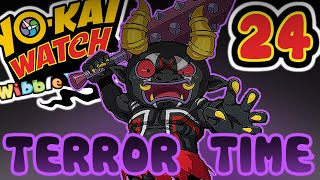 Yo-kai Watch Wibble Wobble - Terror Time!