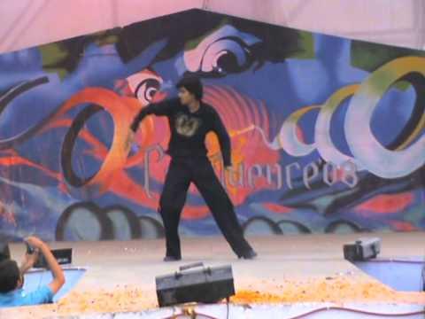 Solo dance on Hrithik's Dil Na diya & Its Magic by Neelabh