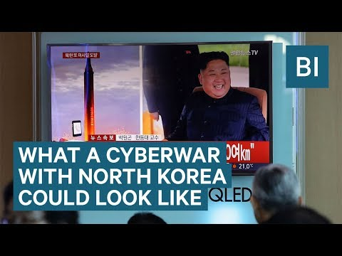Here's what a cyberwar with North Korea could look like