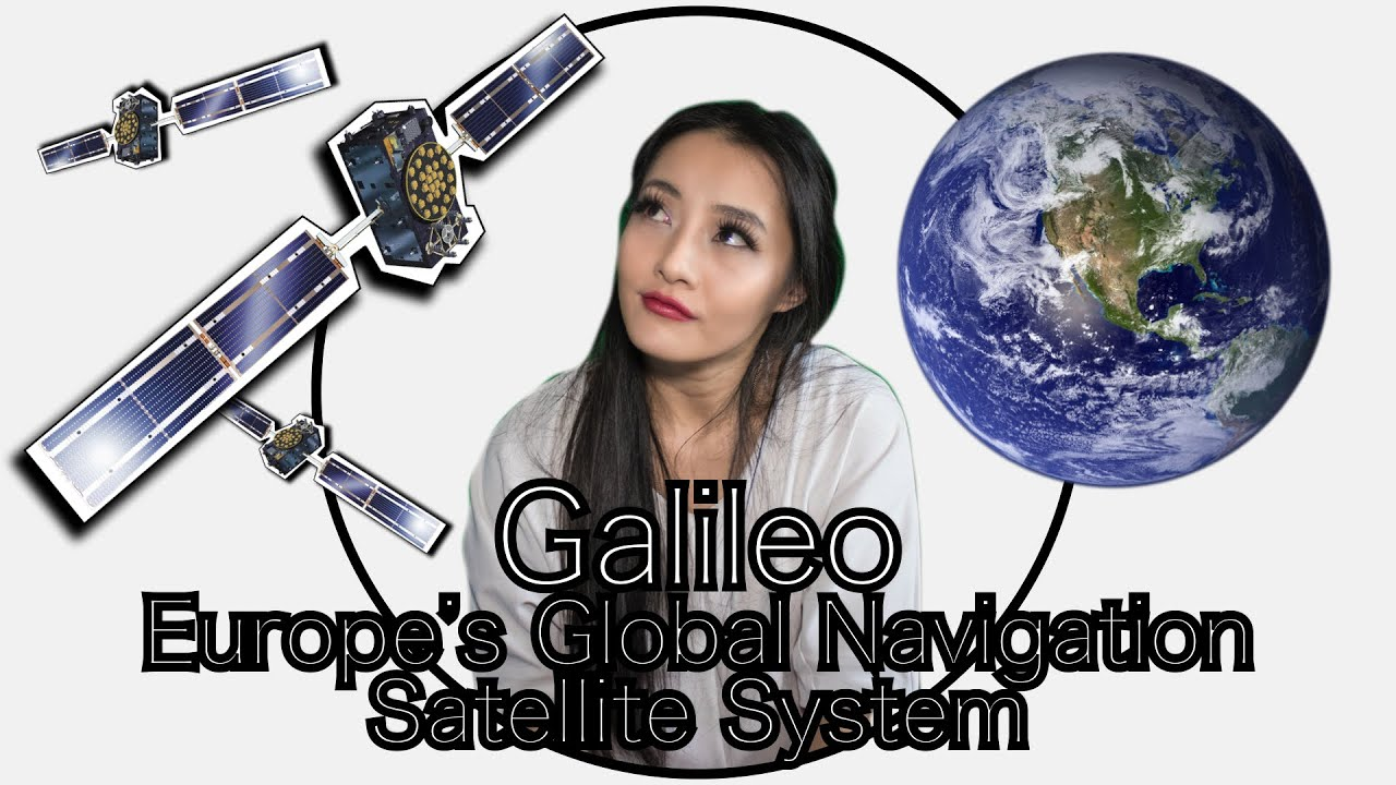 Galileo: How does GPS work?